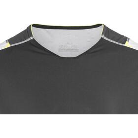 100% Celium Solid Enduro/Trail - Maillot manches courtes Homme - blanc/noir